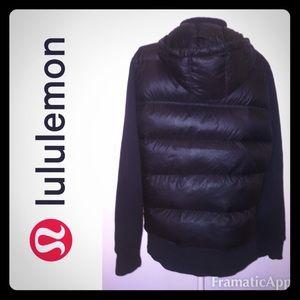 Lululemon Down Sweater Fleece 🖤